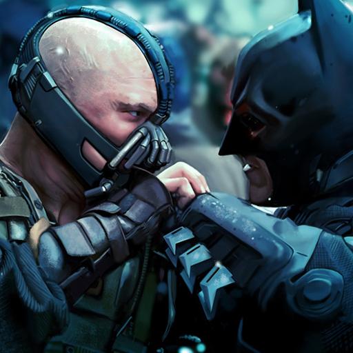 Free Bane HD Live Wallpaper