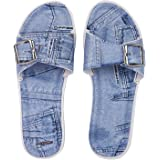 WMK Comfortablehouse wear slides slipper flipflop for women and girls