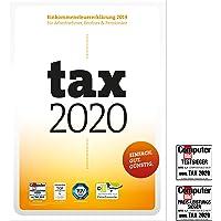 Tax 2020 (für Steuerjahr 2019|PC Aktivierungscode per Email)