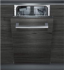 Siemens SR615X00CE Geschirrspüler Vollintegriert/A+ / 220 kWh/Jahr / 2380 L/jahr / Dosier-Assistent; Wärmetäuscher; dreiteliges Filtersystem