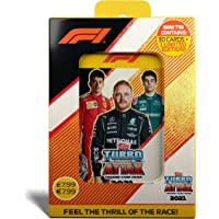 Topps Turbo Attax F1 2021 Trading Cards - Tins