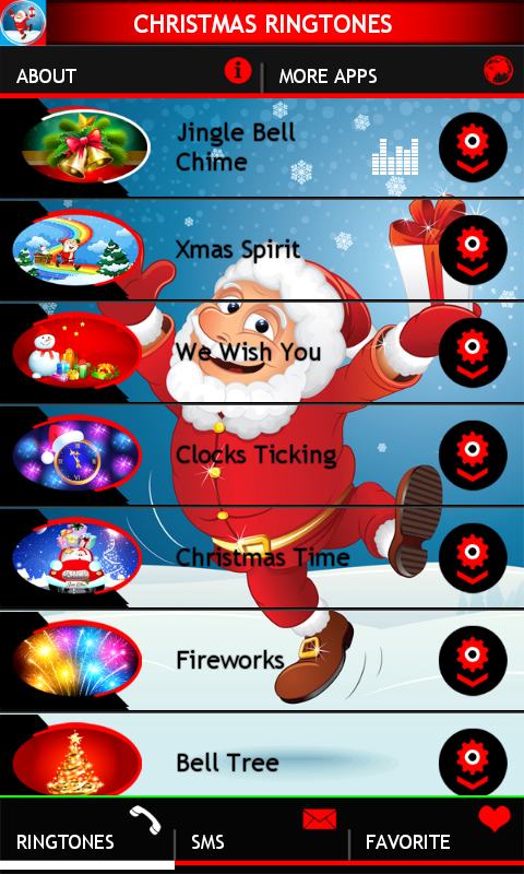 christmas ringtones amazoncouk appstore for android - Christmas Ringtones Free