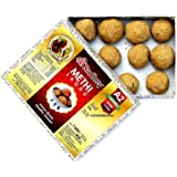 Shree Radhey Gir Cow ghee Shree Radhey Home Made Methi laddu - 400 gm