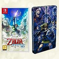 The Legend Of Zelda: Skyward Sword + Steelbook (Nintendo Switch)