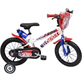 "Denver 15118-RT Boy Skate Bicicleta 16"""