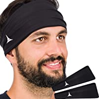 French Fitness Revolution Headband for Men and Women – Sweatband for Sports, Workout, Running, Cycling and Yoga…