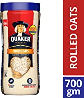 Quaker Whole Oats, 700gm Jar