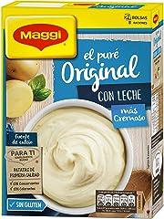 Maggi Puré de Patatas con Leche sin Gluten, 230g