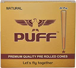 Puff Pre Rolled Cones (Pack of 30)