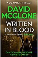 Written in Blood (A DCI Marlin Thriller Book 3) Kindle Edition