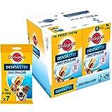 Pedigree Dentastix Snack per la Igiene Orale (Cane Piccolo 5-10 kg) 110 g 7 Pezzi - 10 Confezioni da 7 Pezzi (70 Pezzi totali