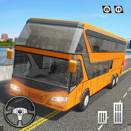 Trainer Bus Simulator 2018 Nächste Generation Stadt Bus Fahren Schule Prüfung 3D