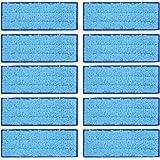 Sun3Printer 10 stuks microvezel Wet Cloth Mopping Pads Washable herbruikbare vervanging voor iRobot Braava Jet 240/241 Cleane