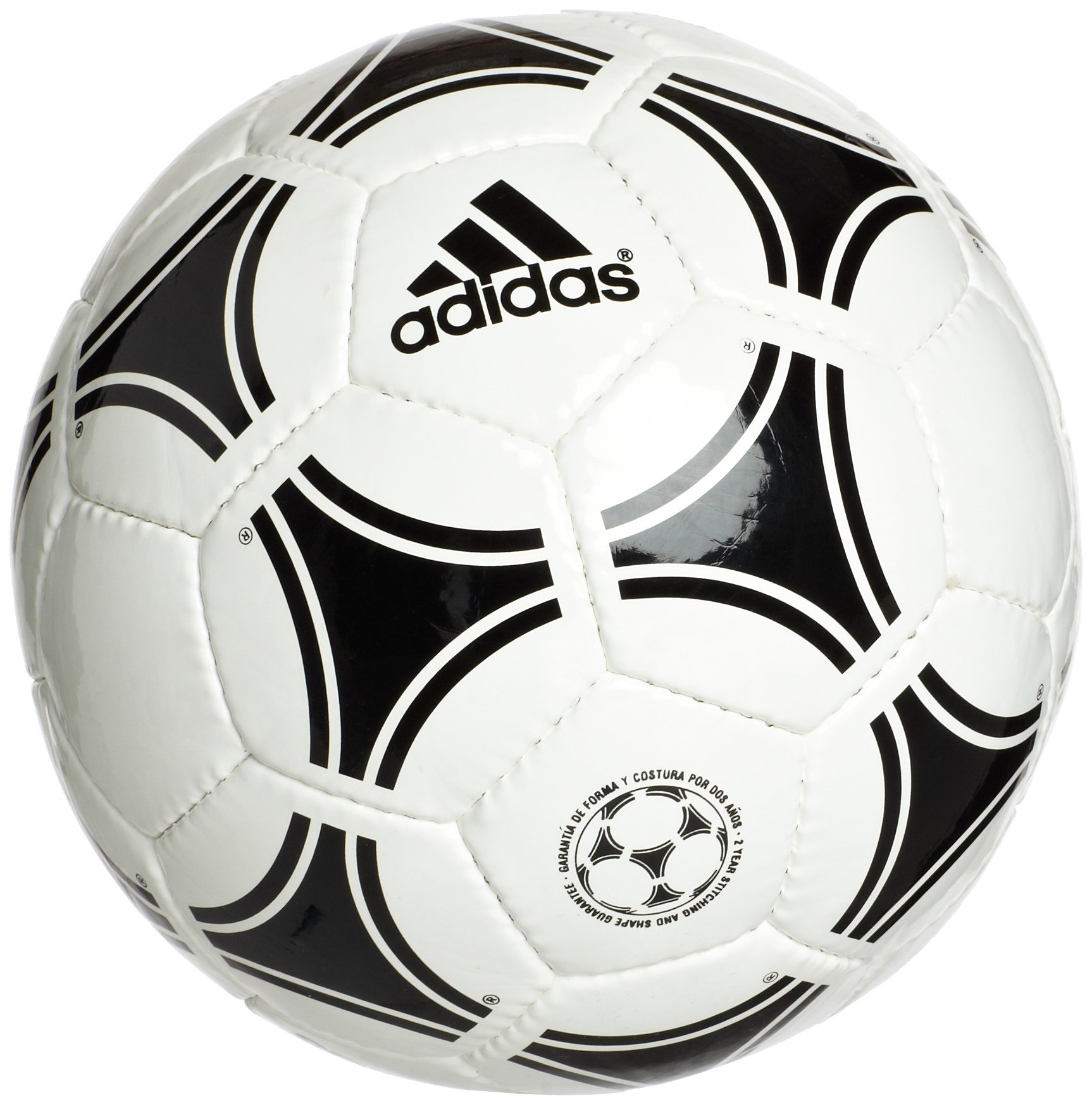 Adidas Pallone Tango Rosario ND, Bianco/Nero