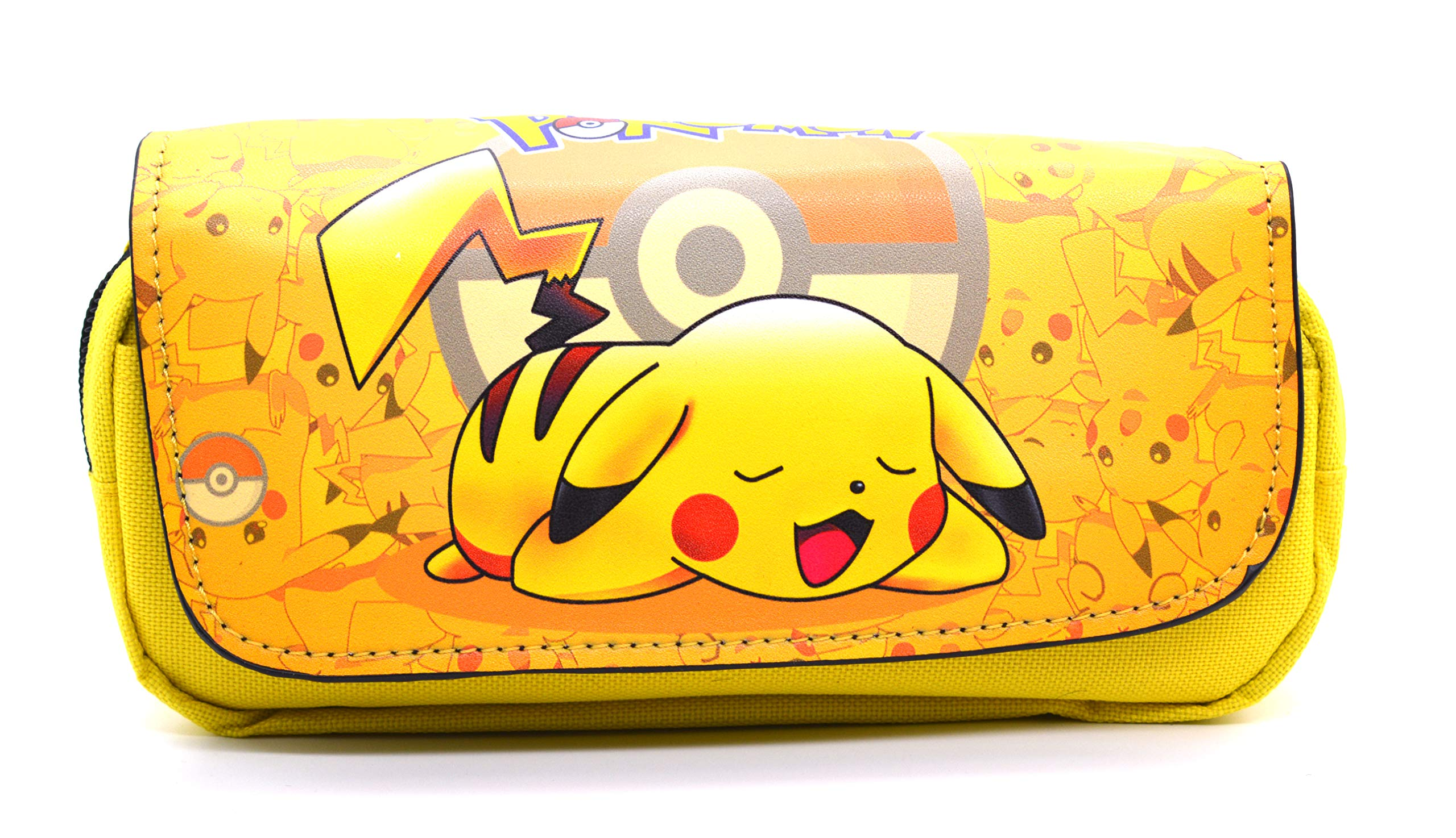 Anime Domain Estuche para lápices de Pikachu de Pokemon
