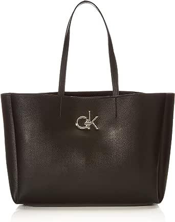 Calvin Klein Damen Shopper W/Laptop Pouch ZUBEHÖR, Einheitsgröße