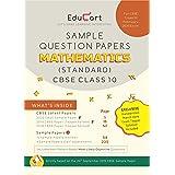 Educart CBSE Sample Question Papers Class 10 Mathematics (Standard)