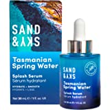 Sand & Sky Tasmaans Bronwater Splash Serum - Hyaluronzuur gezichtsserum   Gezichtsserum (30 ml)