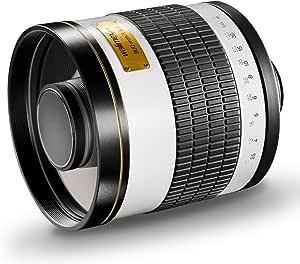 Walimex Pro 800mm F 8 0 Dx Tele Mirror Lens For Nikon Camera Photo