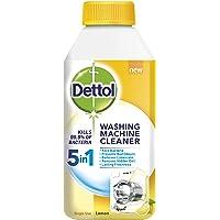 Dettol Washing Machine Cleaner Lemon, 250ml