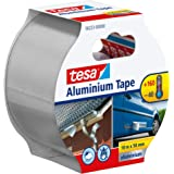 tesa 56223-00001-01 Aluminium plakband, zeer sterk, 10 m x 50 mm