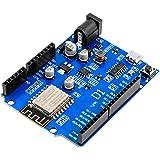 AZDelivery 3 x D1 Wifi Board NodeMCU ESP8266MOD-12F Wlan Modul compatibel met Arduino inclusief E-Book!