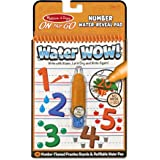 Melissa & Doug Water Wow Numbers, Multi Color
