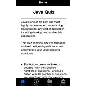 Java Review Quiz: Amazon co uk: Appstore for Android