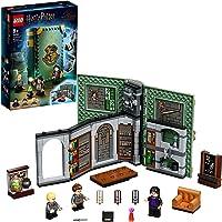 LEGO 76383 Harry Potter Poudlard : Le Cours de Potions, Idée Cadeau Jouet pour Enfants de 8 Ans et Plus, Jeu de Voyage