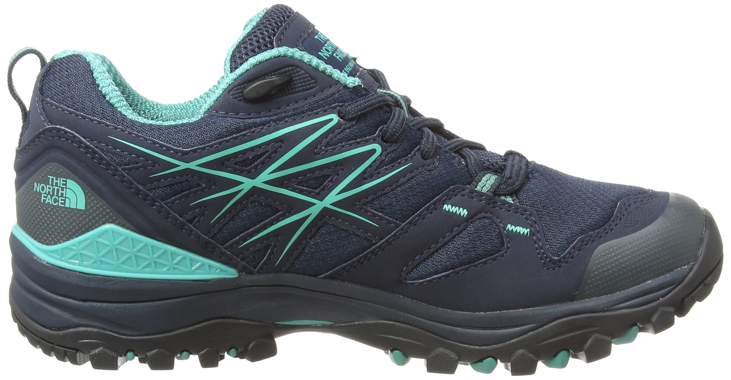 817ZVghR PL - THE NORTH FACE Women's Hedgehog Fastpack Gore-tex (EU) Low Rise Hiking Boots
