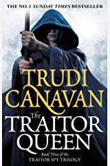 The Traitor Queen: Book 3 of the Traitor Spy (Traitor Spy Trilogy) Kindle Edition