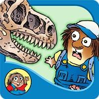 The Lost Dinosaur Bone - Little Critter (Fire TV version)