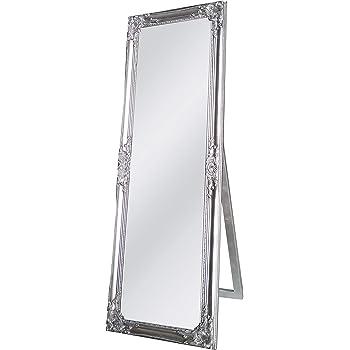 Vidaxl Miroir Sur Pied Chambre Salle De Bain Style Baroque 160 X 40