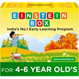 Einstein Box for 4, 5 and 6 Year Old Kids Toys for Baby Boys and Girls, Learning and Educational Gift Pack of Toys, Games and