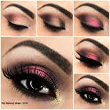 Eye Makeup Steps 2018