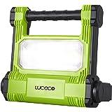 Luceco Lámpara LED de trabajo de 10 W, recargable, 1000 ...