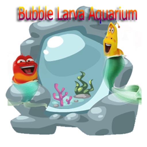 bubble-larva-aquarium