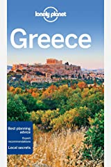 Lonely Planet Greece (Travel Guide) Hardcover
