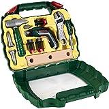 Klein 8394 Mallette outils Bosch avec visseuse Ixolino II | Nombreux accessoires | Visseuse avec fonctions électroniques et e