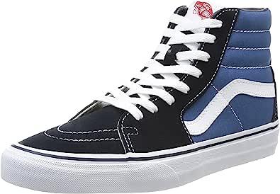 Vans Sk8-hi Classic Suede/Canvas, Sneaker Alte Uomo