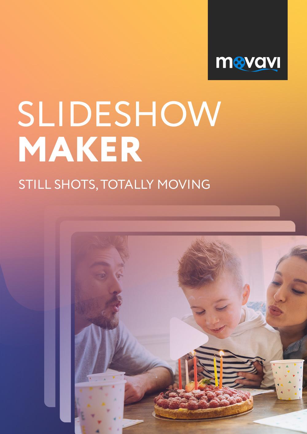 Movavi Slideshow Maker for Mac 4 Business [Download]
