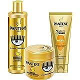 Pantene Pro-V by CHIARA FERRAGNI Balsamo 3 Minute Miracle, Rigenera&Protegge, 150 ml + Maschera Rigenera e Protegge + Shampoo