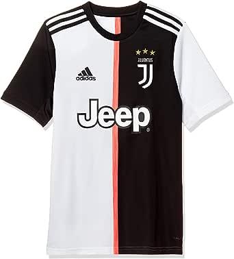adidas Juventus Home Jersey Youth Maglietta da Calcio A Maniche Corte Bambino