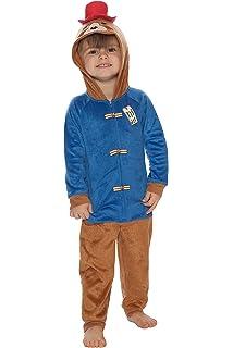 REWANGOING Little Girls Boys Fleece Hoodies Kids Duffle Warm Coa Outerwear Jacket