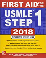 First aid for the USMLE. Step 1