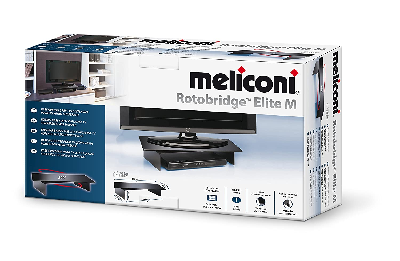 Meliconi Rotary Shelf Stand For Led Lcd And Plasma Tv Rotobridge ...
