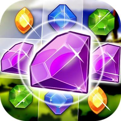 Jeux et Jewel Mania - Match 3 gratuits de jeux
