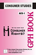 ACS-1 Consumer Studies