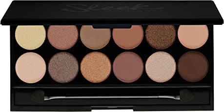 Sleek MakeUP iDivine Eyeshadow Palette A New Day, 1er Pack (1 x 9 g)