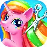 Rainbow Pony Makeover...